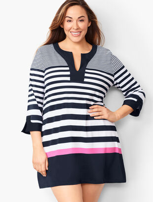 Swim Tunic - Stripe