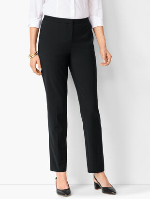 Seasonless Wool Ankle Pants