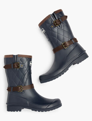 Barbour® Kelloe Wellington Rainboots