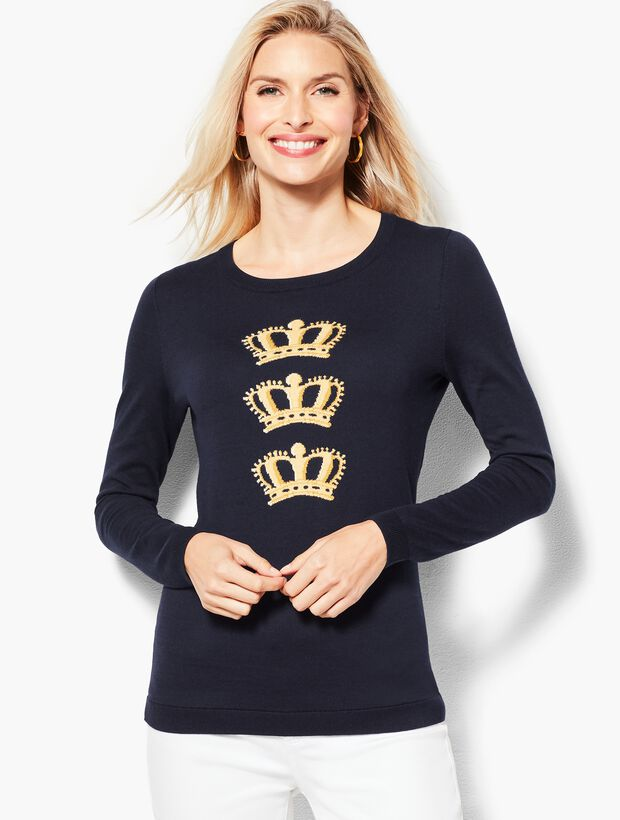 Triple Crown Sweater