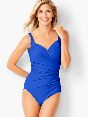 Miraclesuit(R) Sanibel One-Piece - Solid
