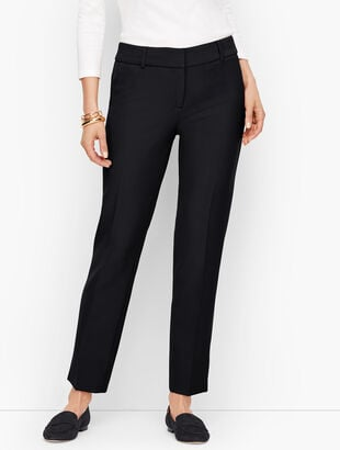 Talbots Hampshire Ankle Pants - Solid