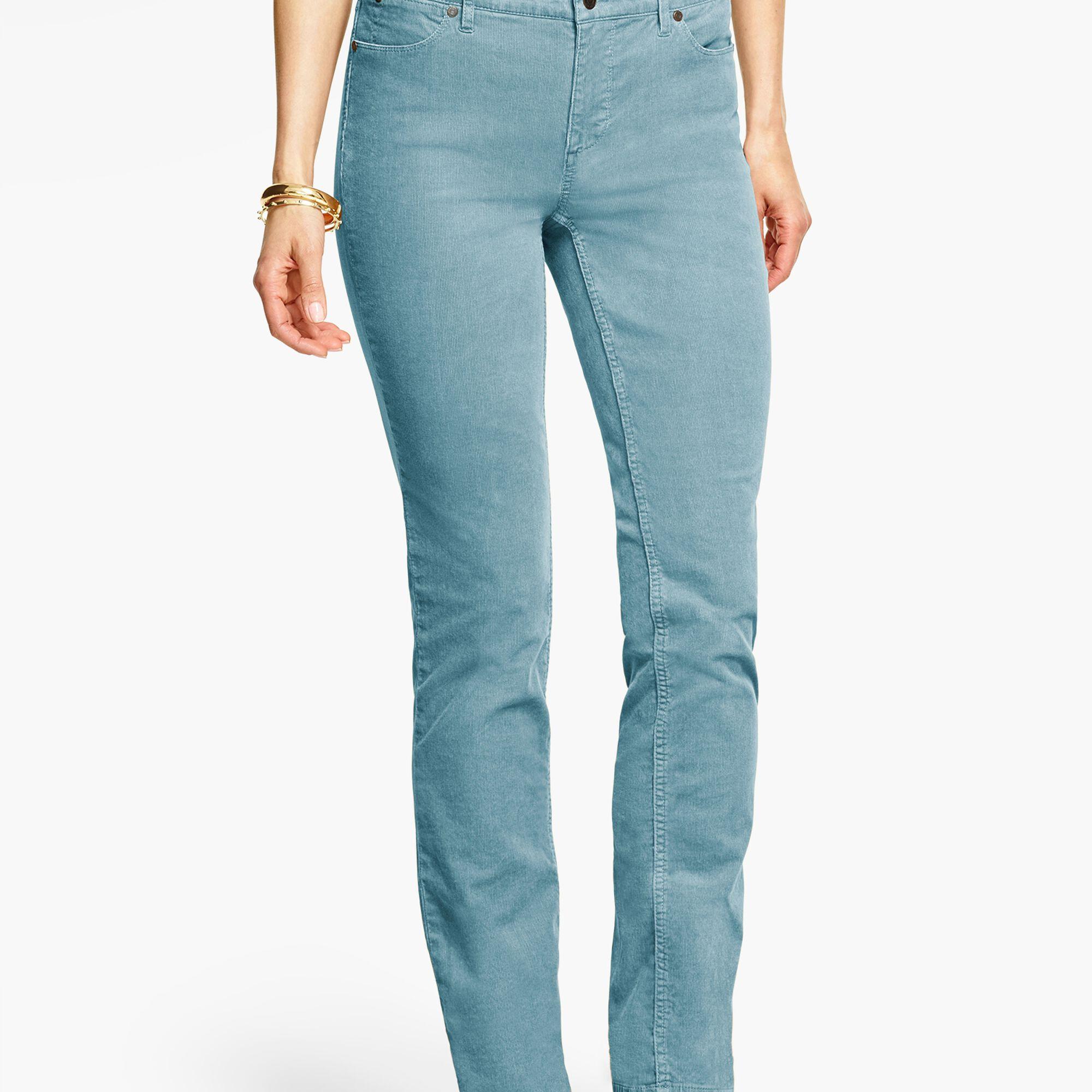 1072df706b2 The Flawless Five-Pocket Cord Straight-Leg