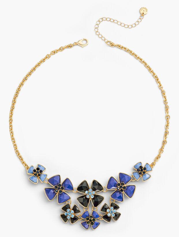 Pinwheel Necklace