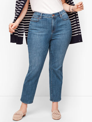 Modern Ankle Jean - Curvy Fit - Genuine Medium Wash