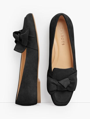 Stella Bow Loafers