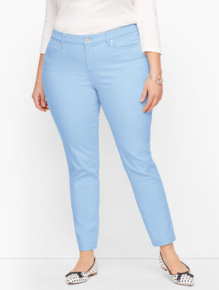 Slim Ankle Jeans - Curvy Fit - Colors