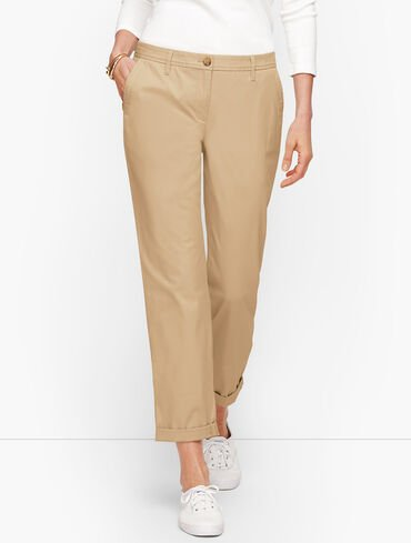 Relaxed Chinos