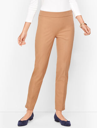 Talbots Chatham Ankle Pants - Zip Hem