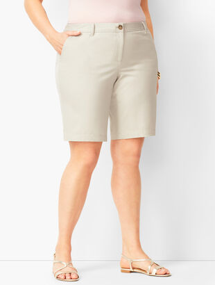 Plus Size Girlfriend Shorts