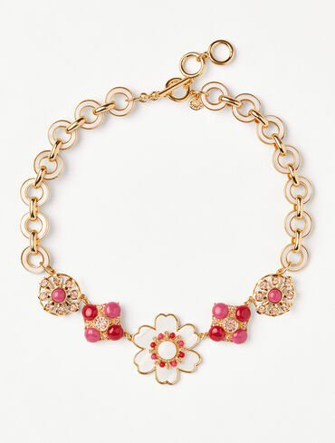 Beautiful Blooms Necklace