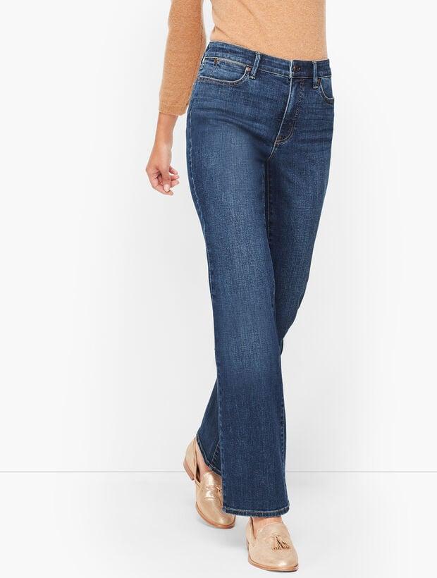 Barely Boot Jeans - Lexington Wash - Curvy Fit