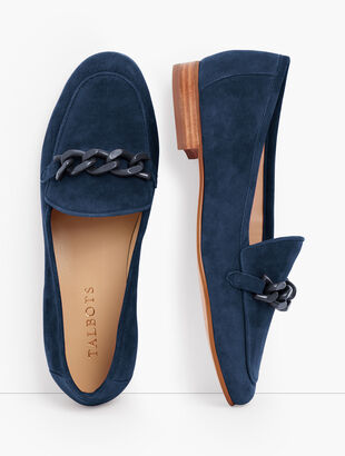 Cassidy Chainlink Loafers