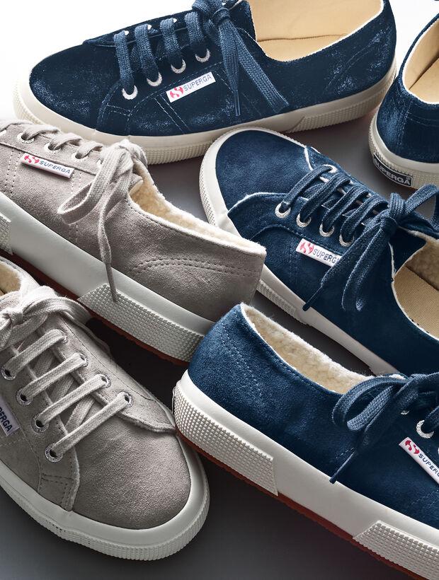 Superga® Sneakers - Velvet