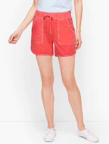 Sunkissed Terry Shorts
