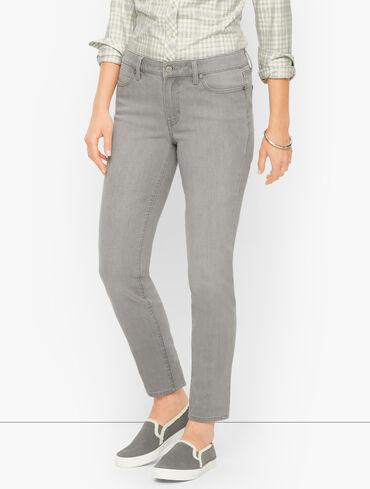 Slim Ankle Jeans - Stratus Wash