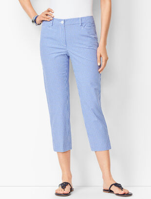 Perfect Skimmers - Gingham