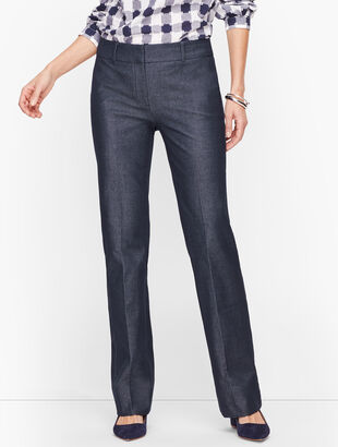 Talbots Newport Pants - Polished Denim