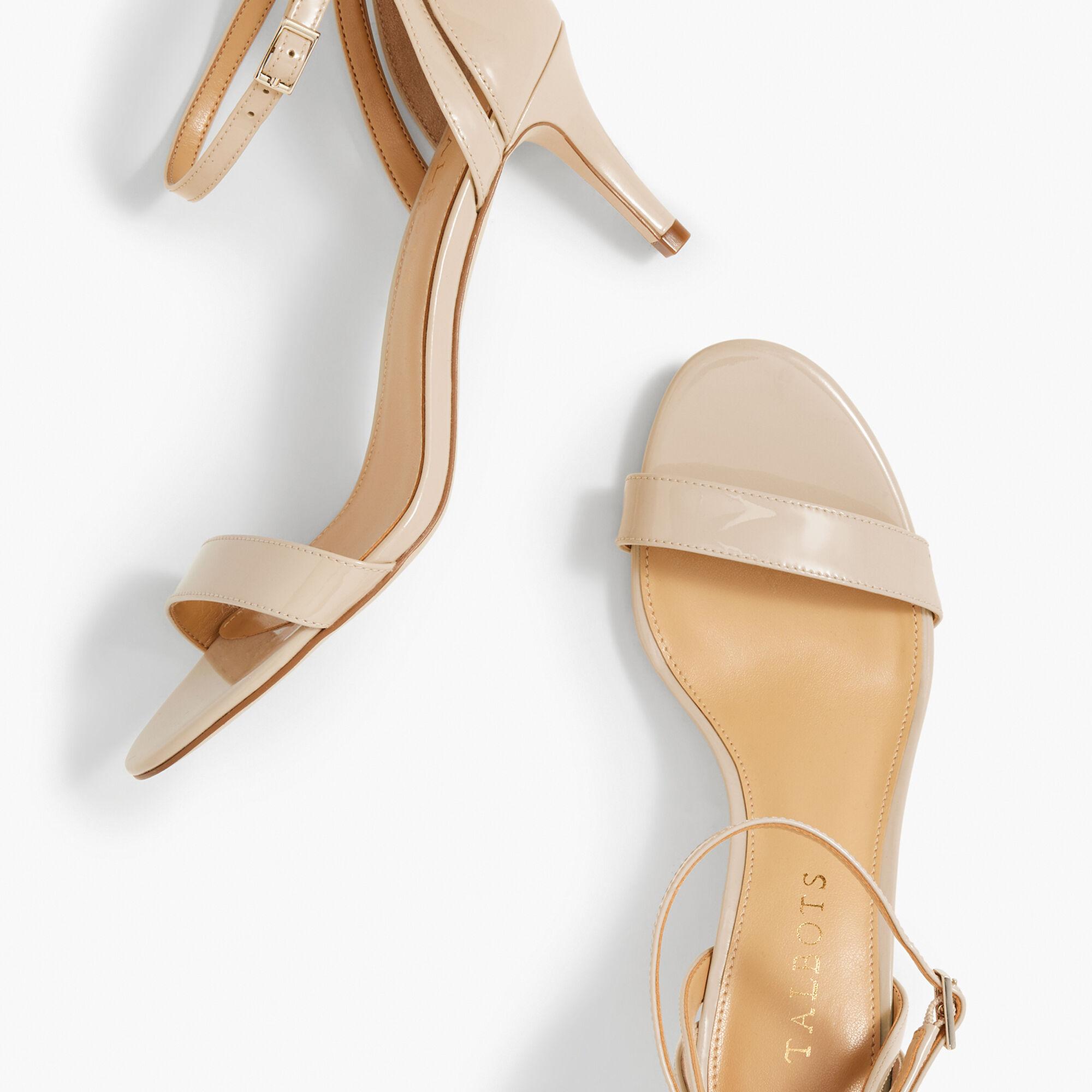 eea5d7b3a28 Images. Rosalie Ankle-Strap Sandals - Patent Leather