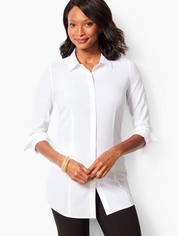 Longer-Length - Perfect Shirt