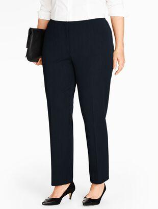 Refined Bi Stretch Tailored Slim-Leg Pant