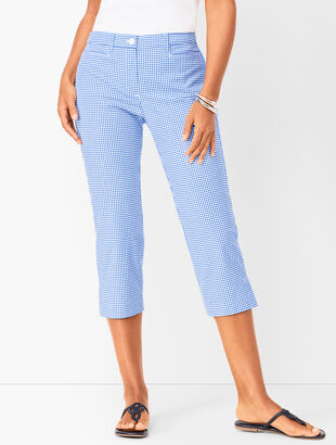 Perfect Skimmers - Curvy Fit - Gingham
