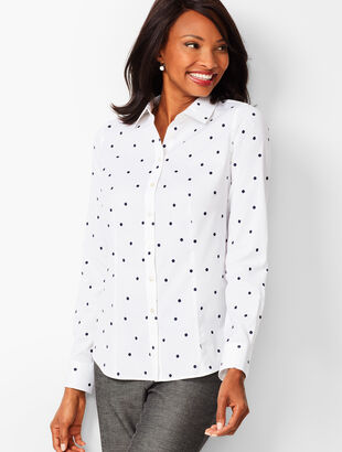 Perfect Shirt - Scattered Dot