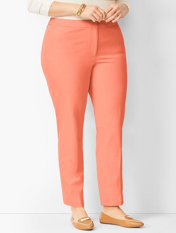 Plus Size Talbots Hampshire Ankle Pants