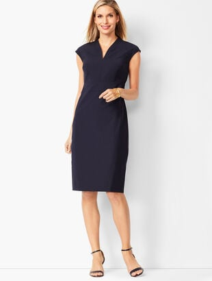 Petite Wear To Work Dresses Talbots