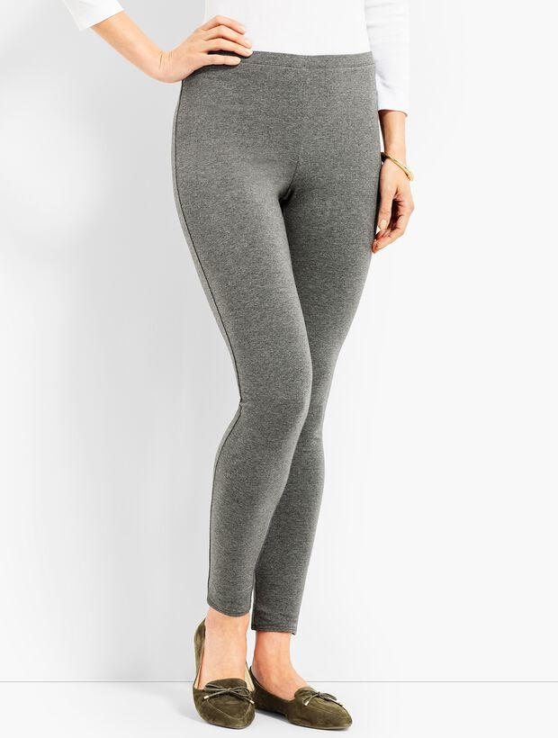 Basic Heathered Legging
