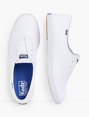 Keds® Canvas Slip On Sneakers