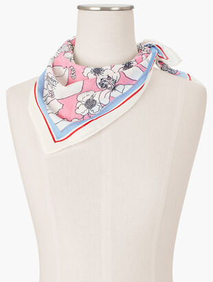 Floral Neckerchief