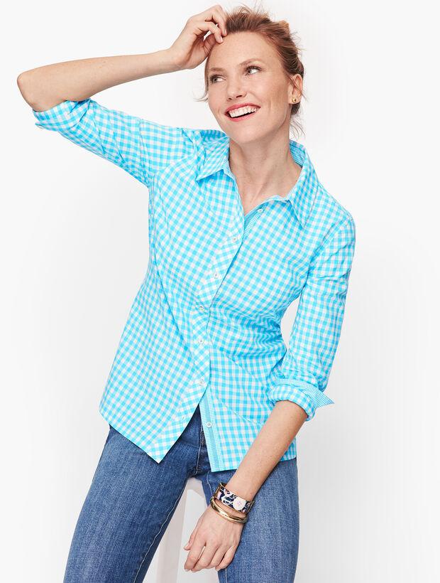 Classic Cotton Shirt - Gingham