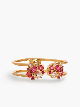 Pink Clusters Bangle