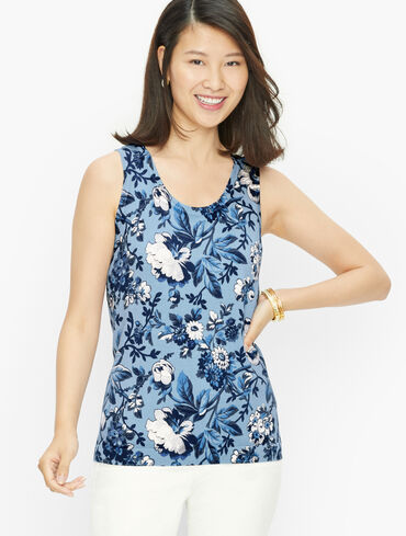 Charming Shell - Floral Toile