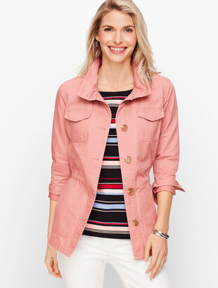 5c65b905f8a Jackets and Outerwear | Talbots
