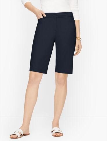 Perfect Bermuda Shorts - Solid
