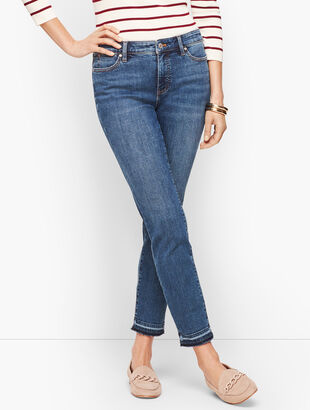 Slim Ankle Jeans - Conklin Wash