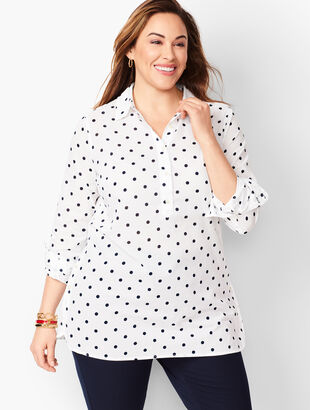 Side-Button Popover - Dot Print