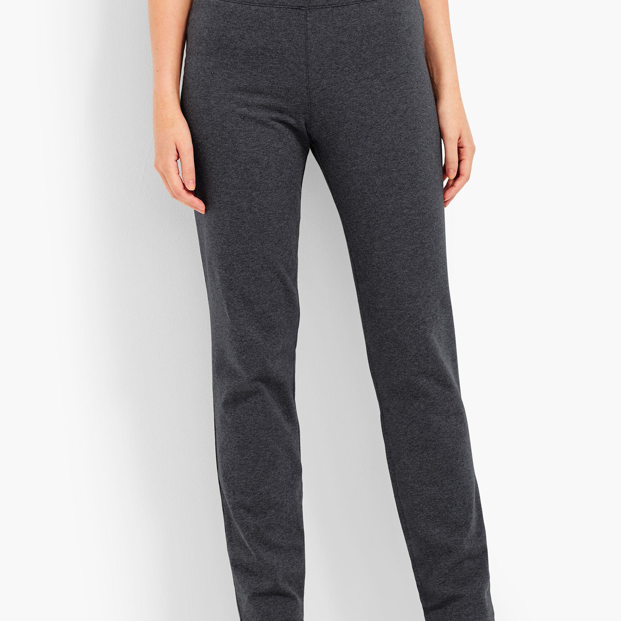420f24dc53 Everyday Full-Length Straight-Leg Yoga Pant   Talbots