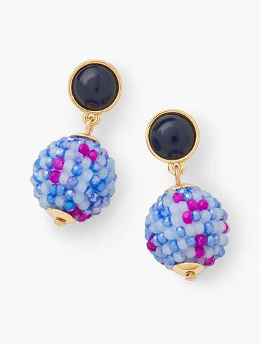 Cheerful Beads Drop Earrings