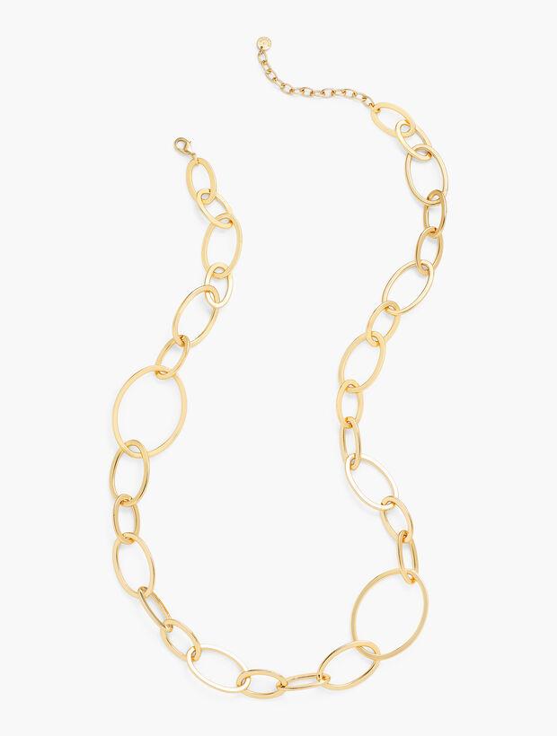 Bold Links Necklace