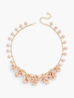 Hanging Petals Necklace
