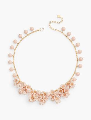 Hanging Petals Necklace