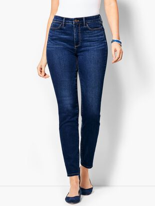Denim Jegging - Leo Wash - Curvy Fit