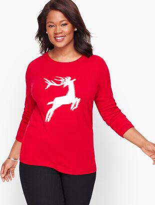 Supersoft Reindeer Sweater