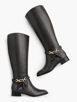 Tish Riding Boots