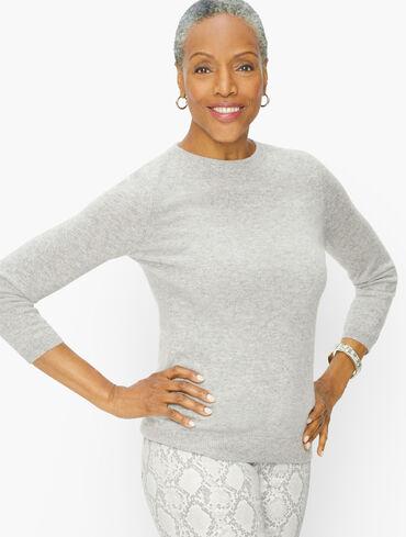 Audrey Cashmere Sweater