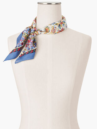 Echo Floral Neckerchief