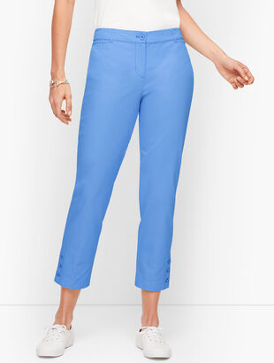 Perfect Crop Pants - Curvy Fit